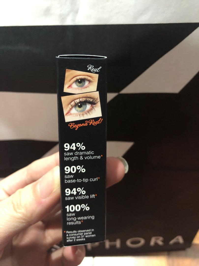 Benefit they're real mascara (travel size)