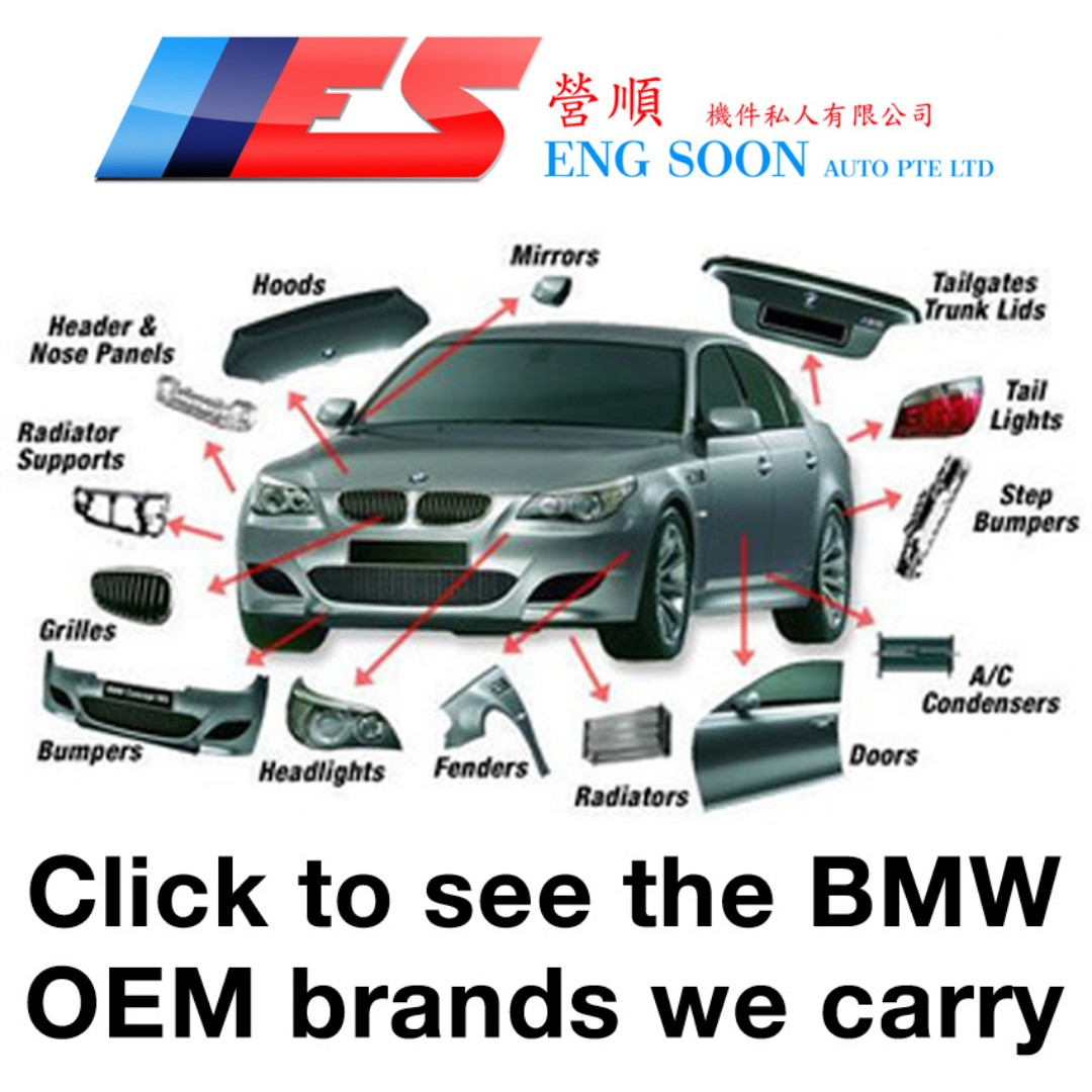 Bmw Oem Parts Car Accessories Accessories On Carousell