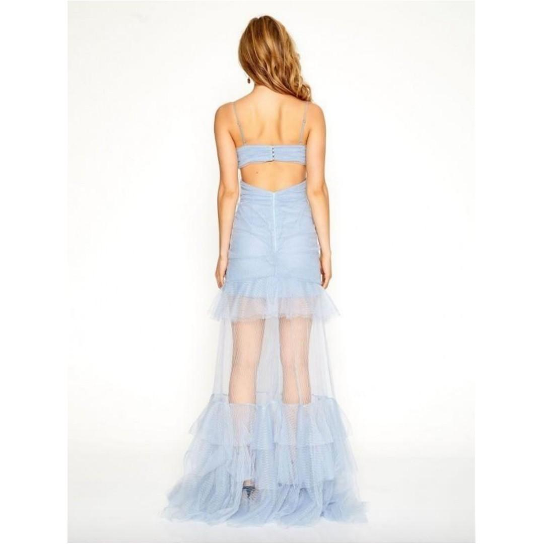 BNWT ALICE MCCALL PEBBLE THE ONLY EXCEPTION DRESS - SIZE 4 AU (RRP $790)