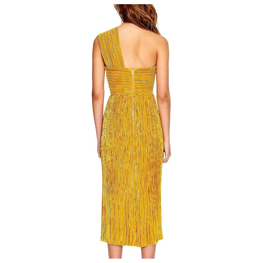 BNWT ALICE MCCALL SUNSET POWER LADY DRESS - SIZE 4 AU (RRP $450)