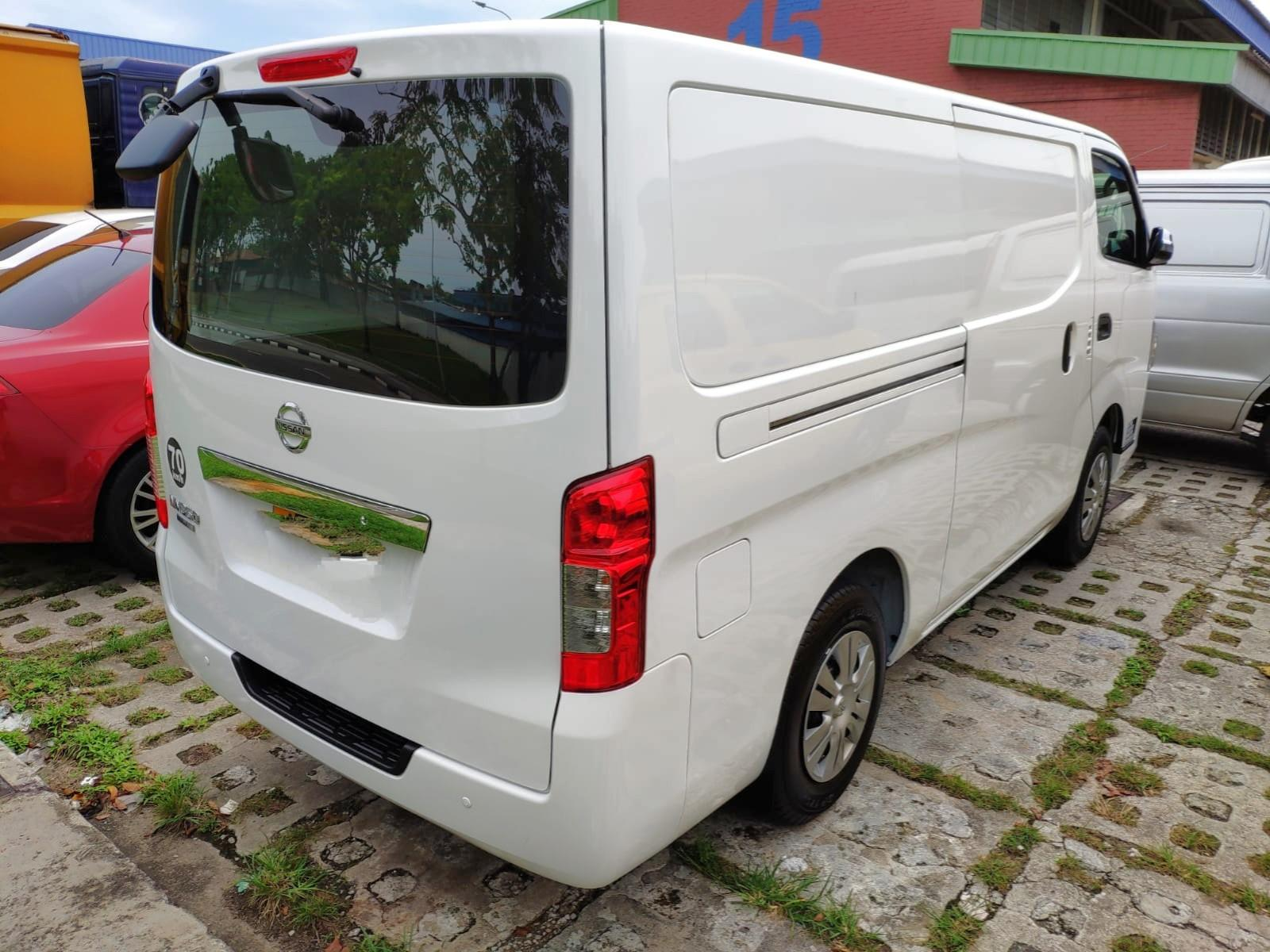 (BRAND NEW) Nissan NV350(M) For Rent