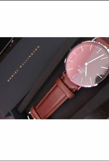*BRAND NEW*Daniel Wellington - Classic Black St Mawes Watch