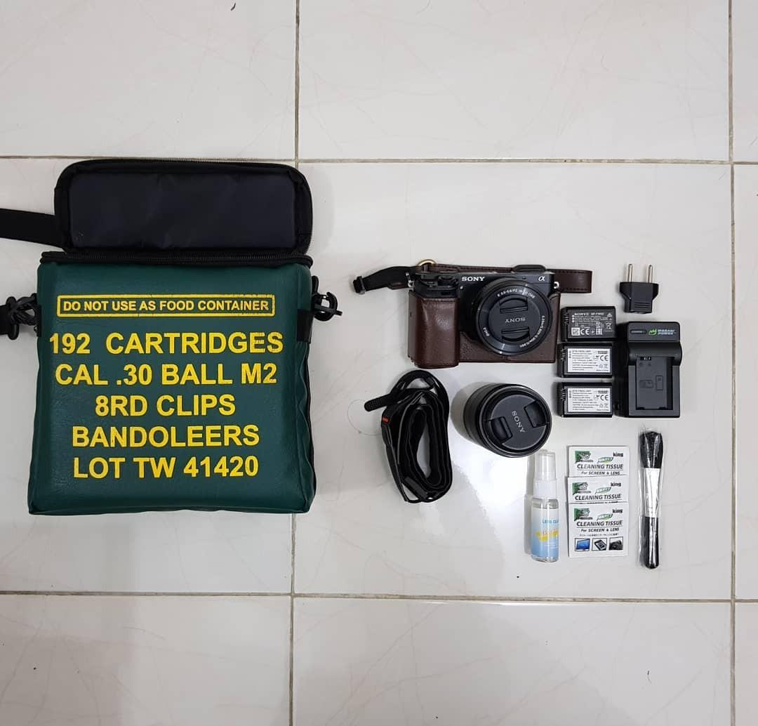 Camera Sony Alpha