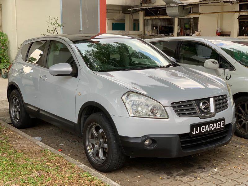 Car Rental #SUV