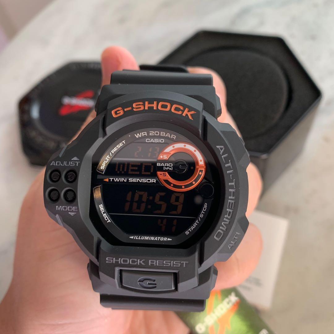 Casio g shock watch rare