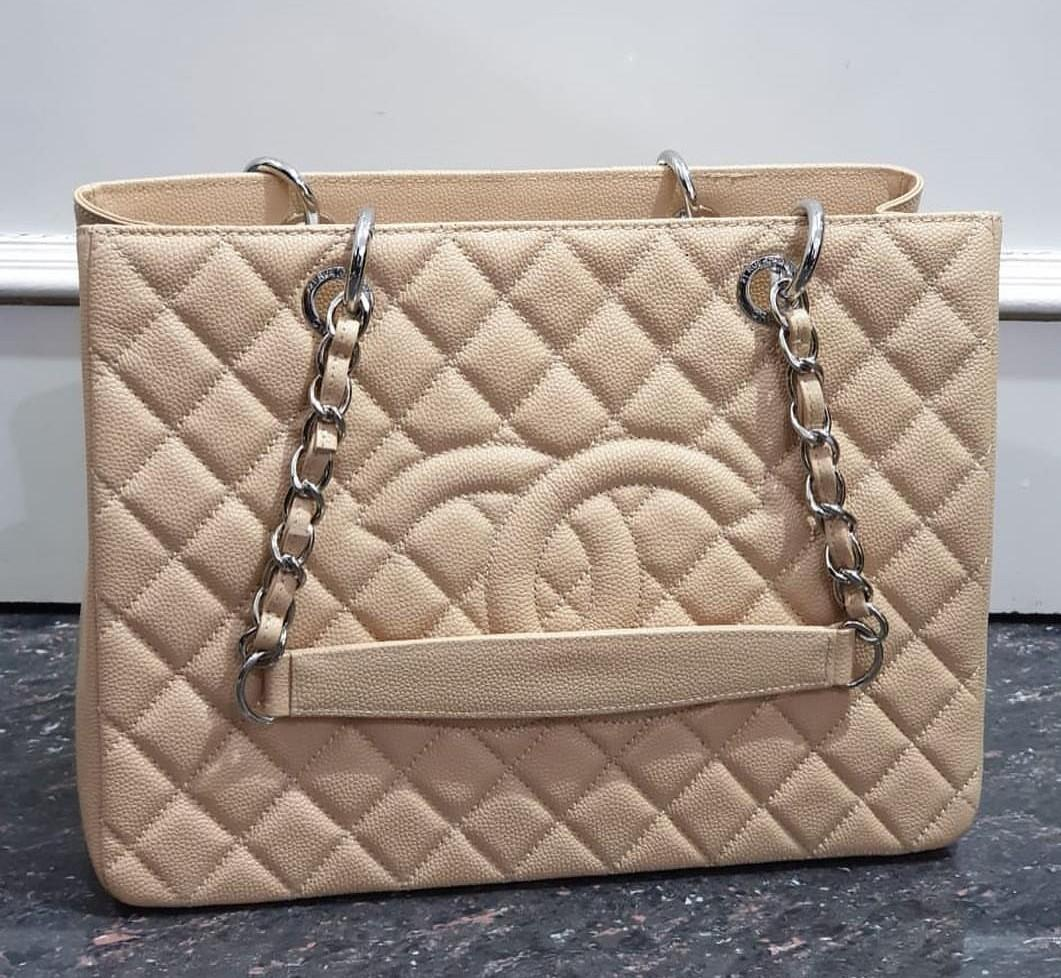 Chanel GST (MIRROR AUTHENTIC )