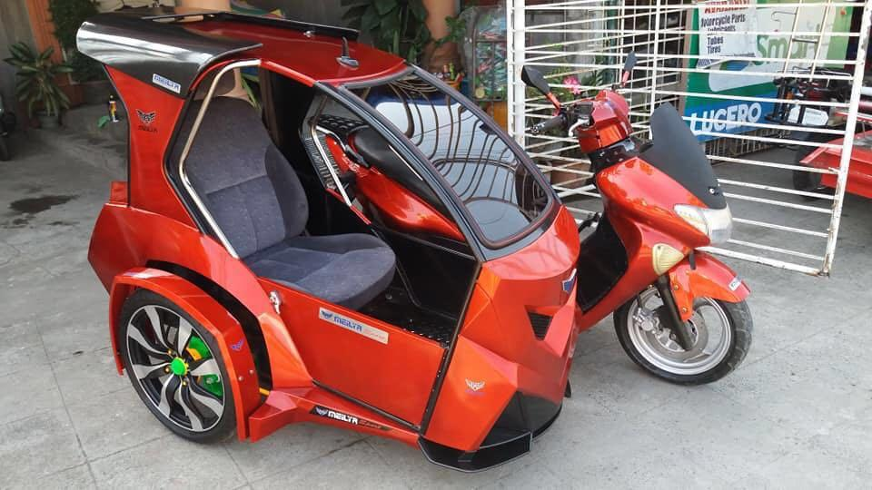 CUSTOMIZED SIDECAR ( Only One in PHILIPPINES ), Cars for