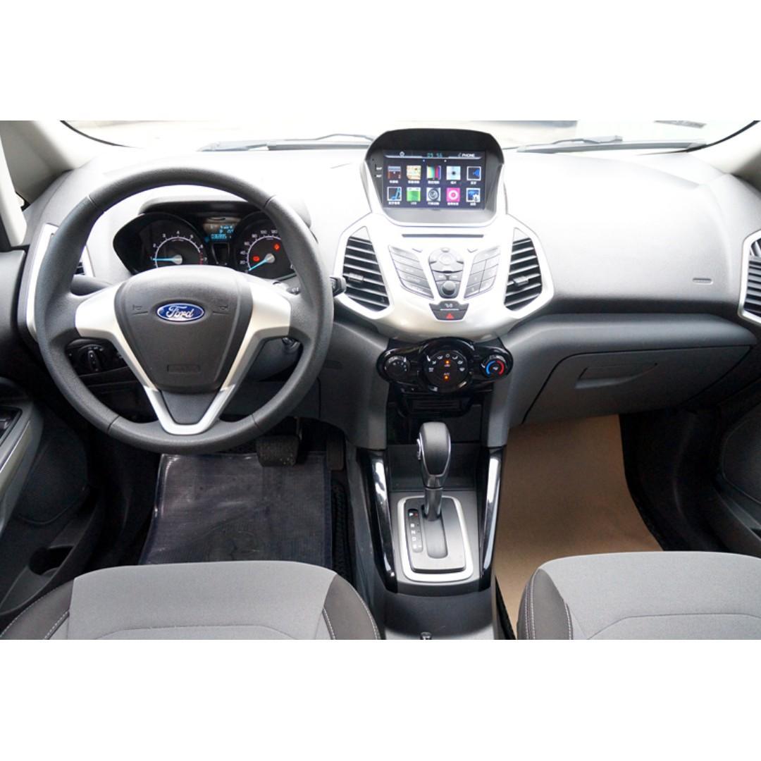 Ford 福特 EcoSport 2014年~~😍😍😍