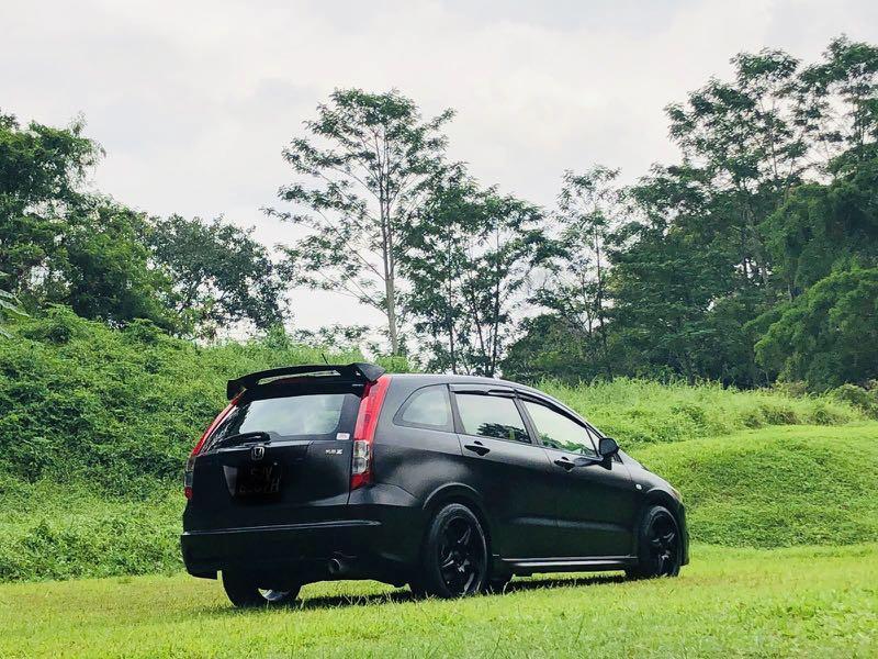 Honda Stream 1.8 i-VTEC SR RSZ Auto