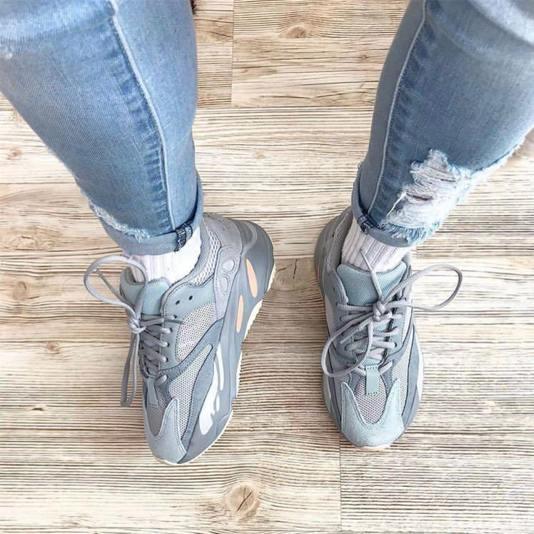 new product d020c dd95a In Stock) US7 Adidas Yeezy Boost 700 'Inertia', Women's ...