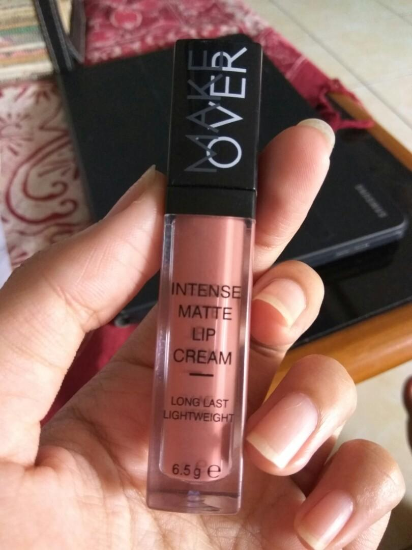 Intense Matte Lip Cream Shade 010