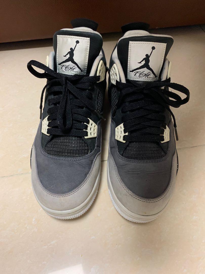 quality design e151a de40d Jordan 4 Oreo, Men s Fashion, Men s Footwear on Carousell