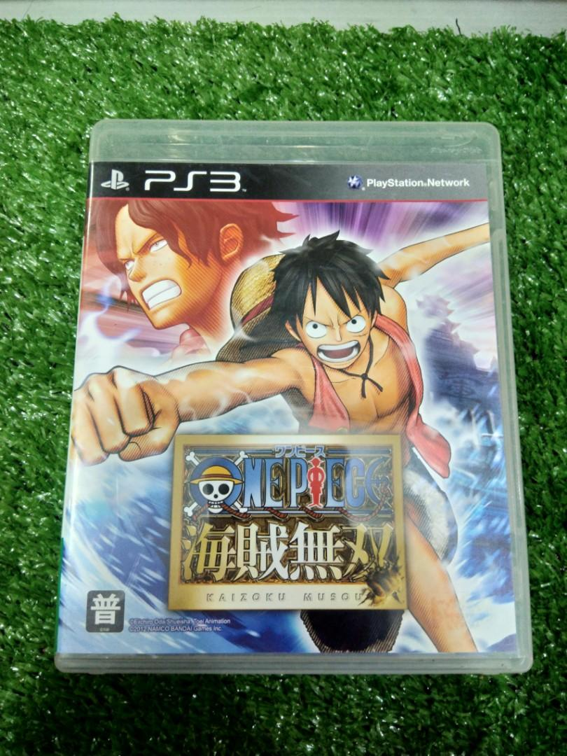 Kaset BD PlayStation 3 PS3 One Piece