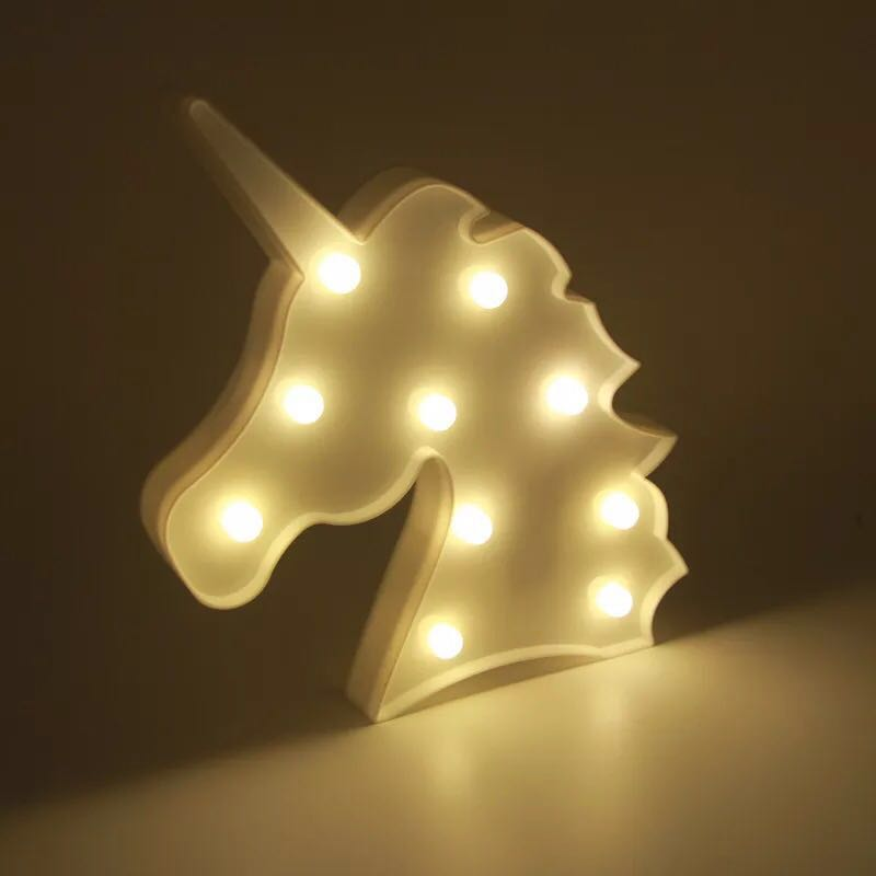 Kids Bedroom Decorations Cordless Led Night Light