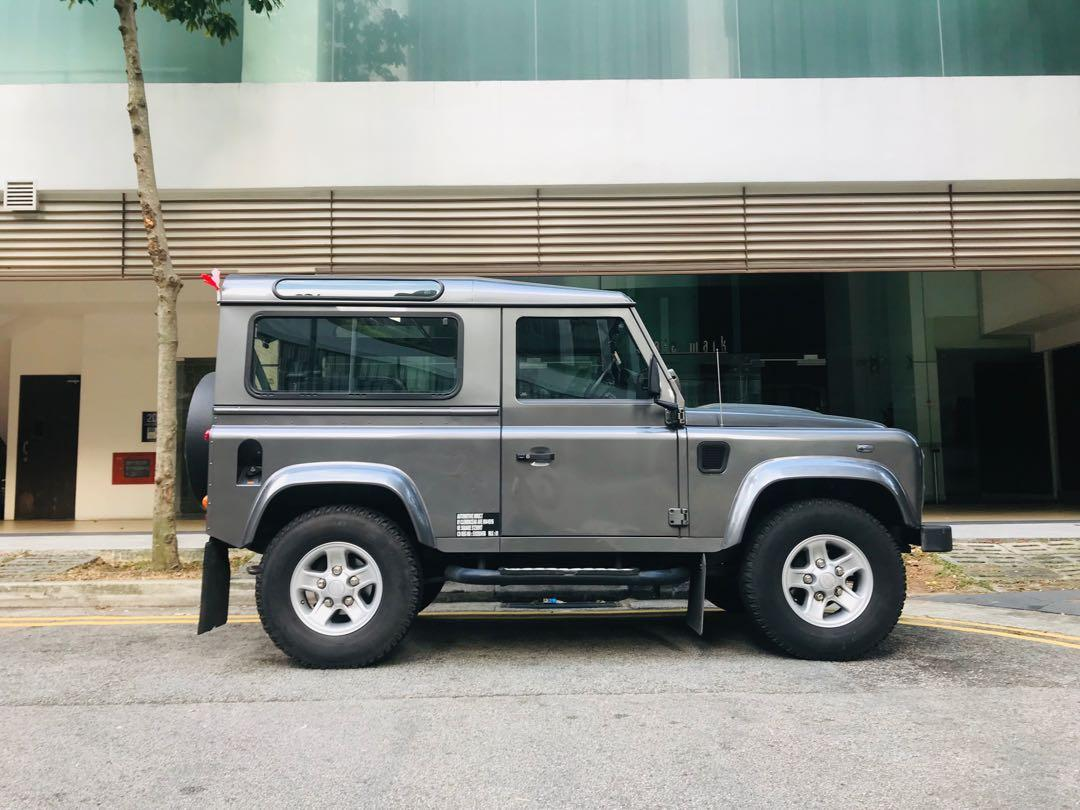 Land Rover Defender 2.2 XS