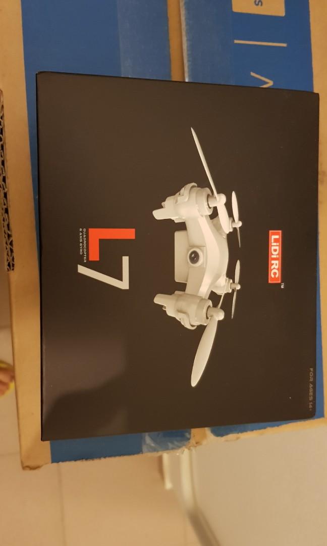 Lidi L7 drone