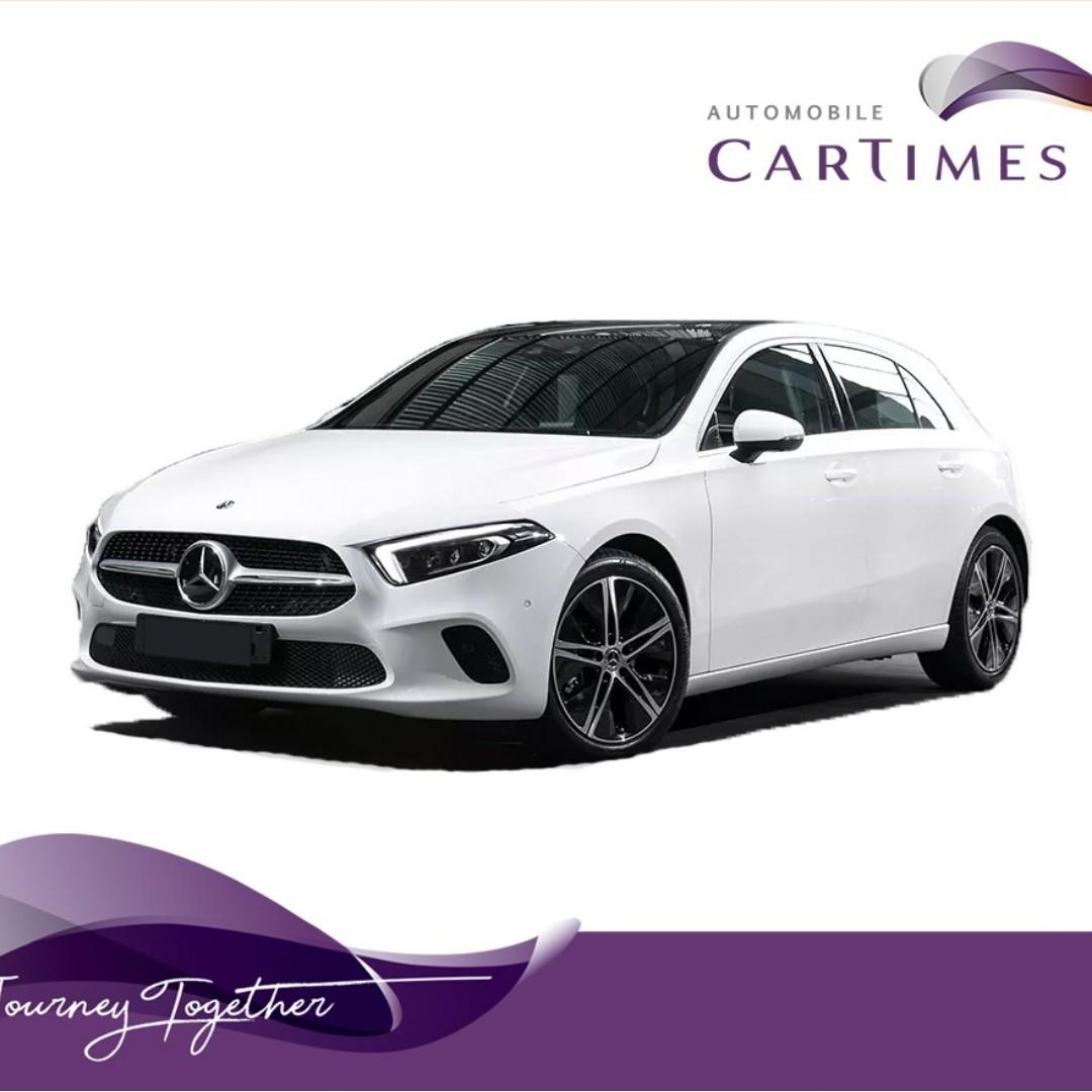 Mercedes-Benz A200 HatchBack AMG Premium Plus Package