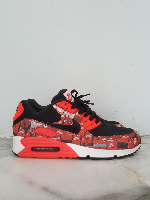 best service 93252 9c8b2 Nike Air Max 90 x Atmos
