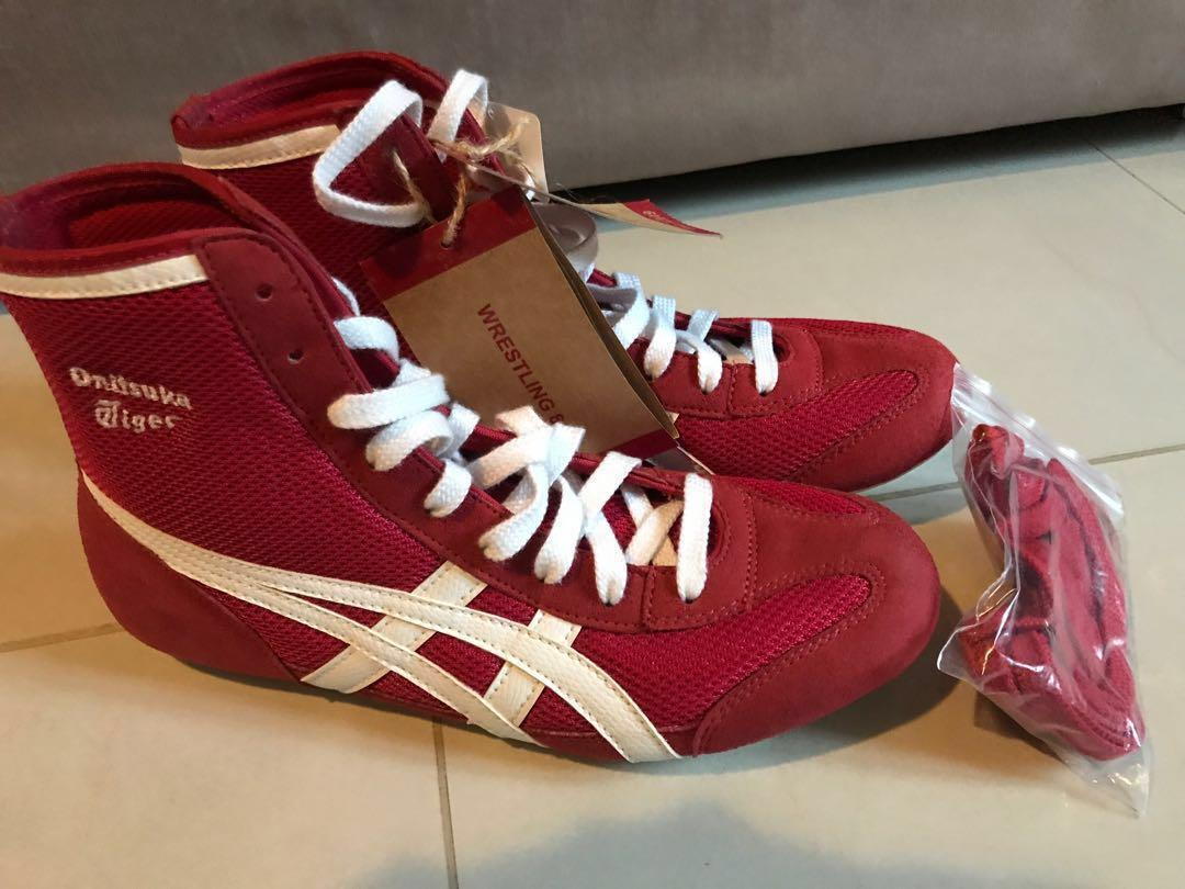 the latest 87015 2be12 Onitsuka Tiger High Cut Sneakers- Ladies **price greatly ...