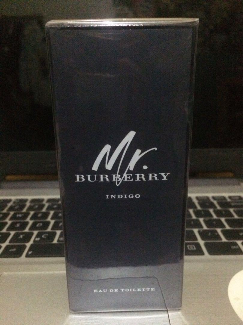 Parfume Burberry Indigo (original)
