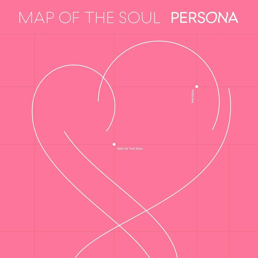 SEALED <BTS ALBUM> MAP OF THE SOUL : PERSONA