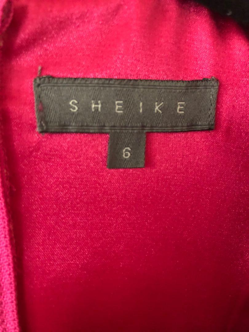 Sheike top