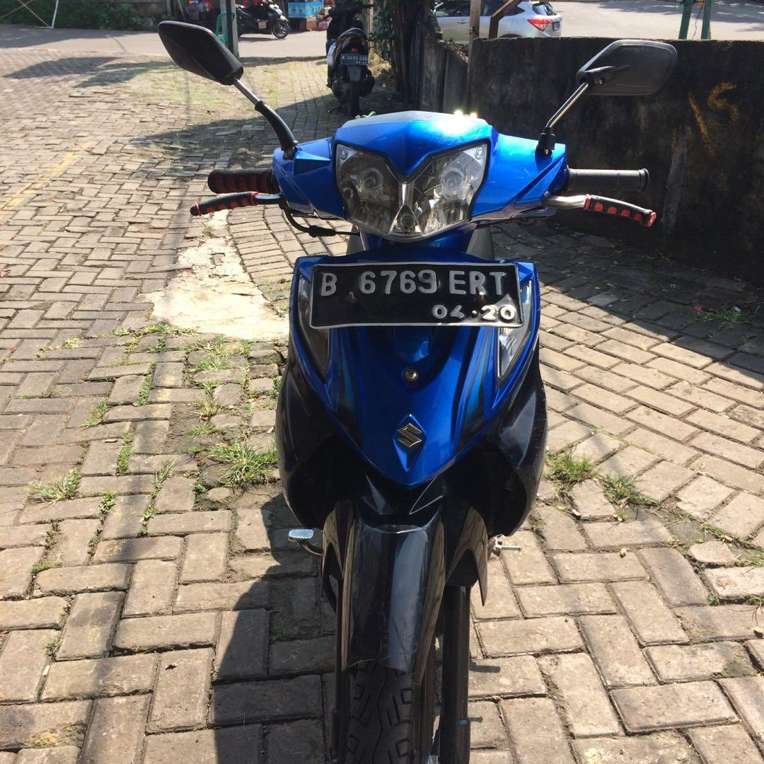 Shogun sp 125 kumplit