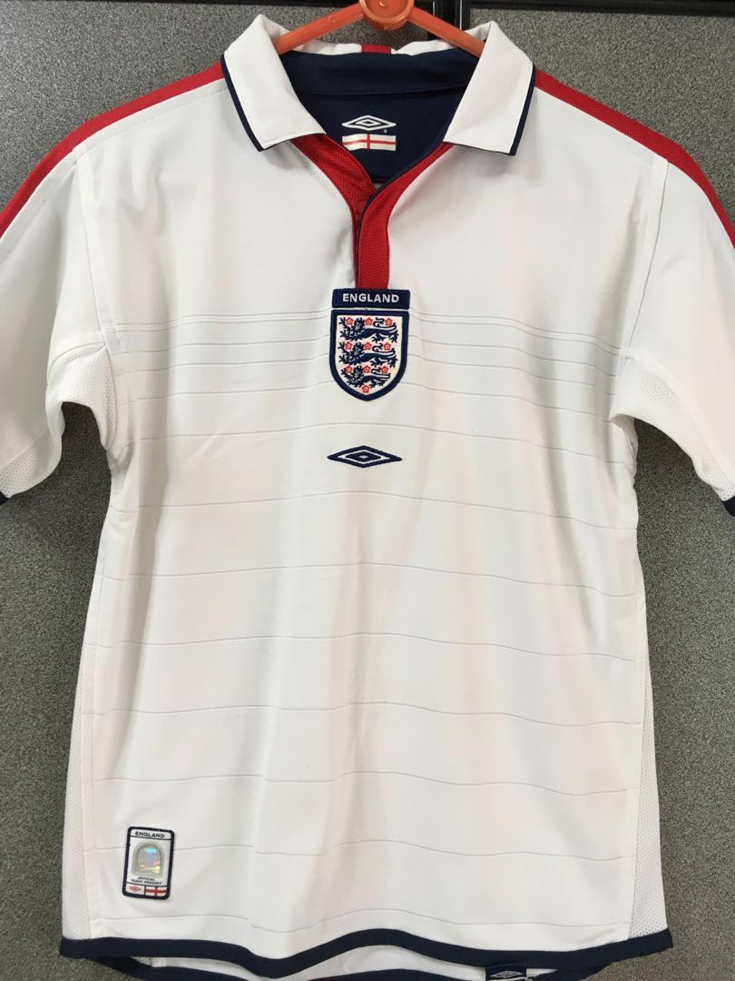9a2134ef6 Soccer Jersey for England Team