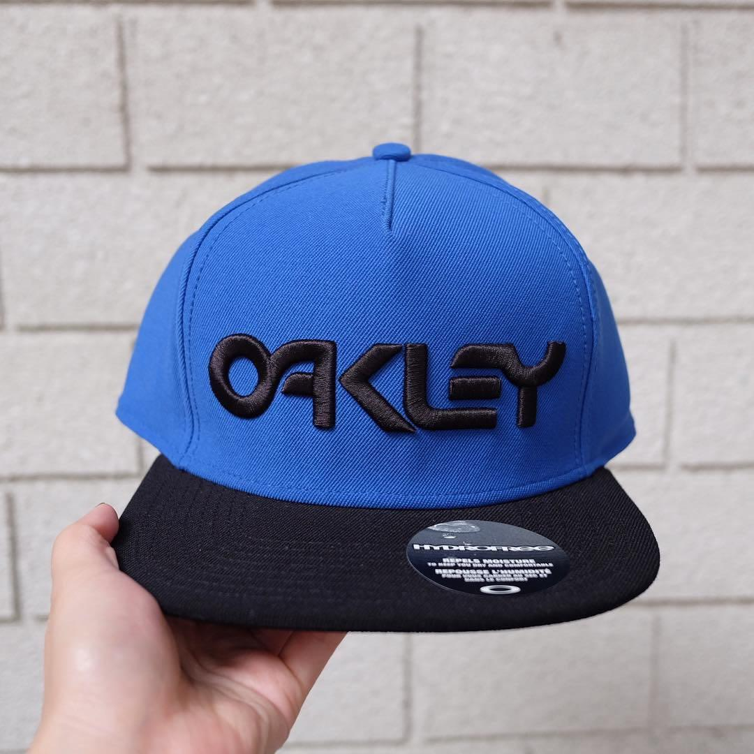 Topi oakley asli original from store