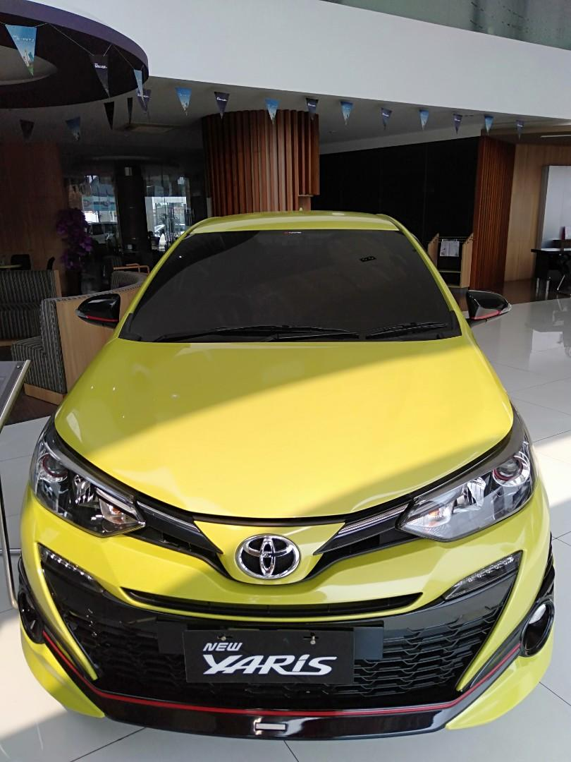 Toyota Yaris TRD cvt