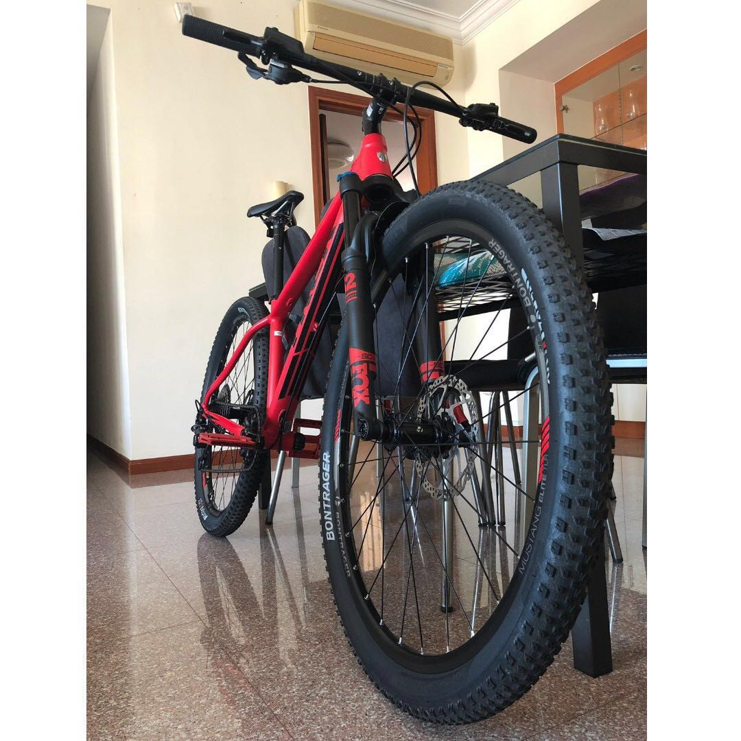 88ac01f6794 TREK Superfly 7 2017, Bicycles & PMDs, Bicycles, Mountain Bikes on ...