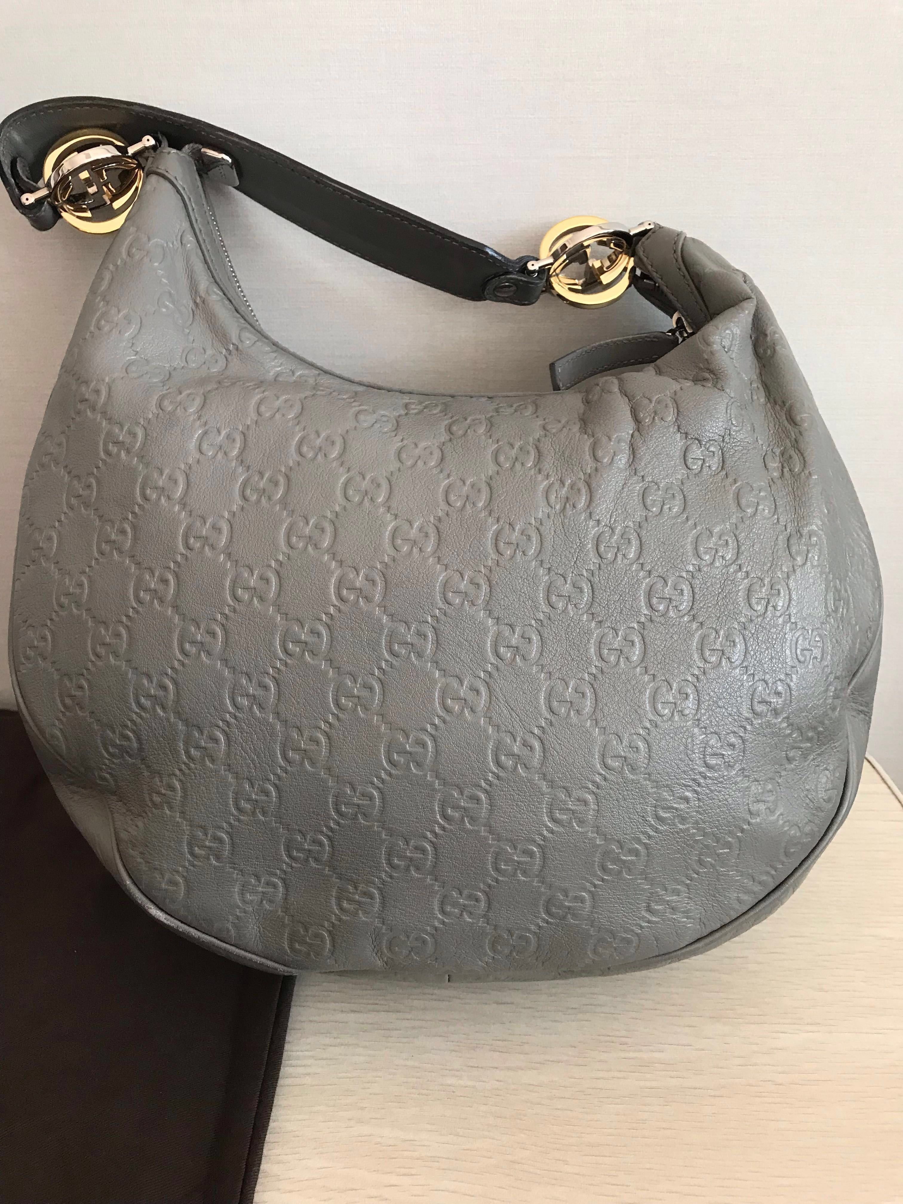 e2bffaf134d Used gucci hobo bag for sale