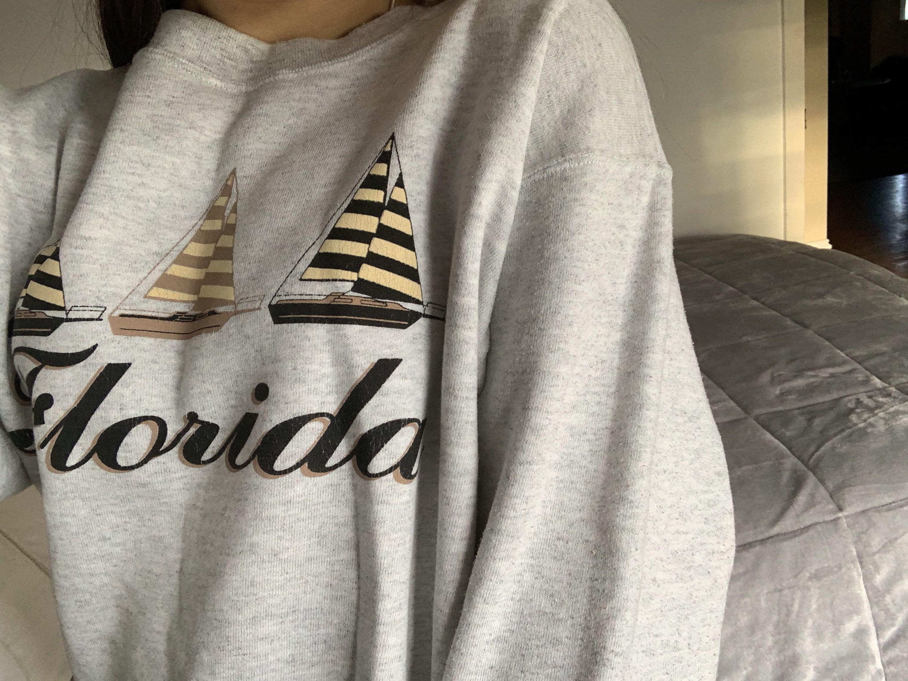 vintage florida jumper
