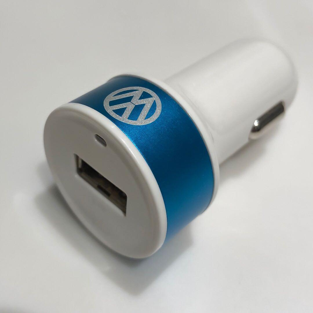 Volks汽車煙頭USB差電器
