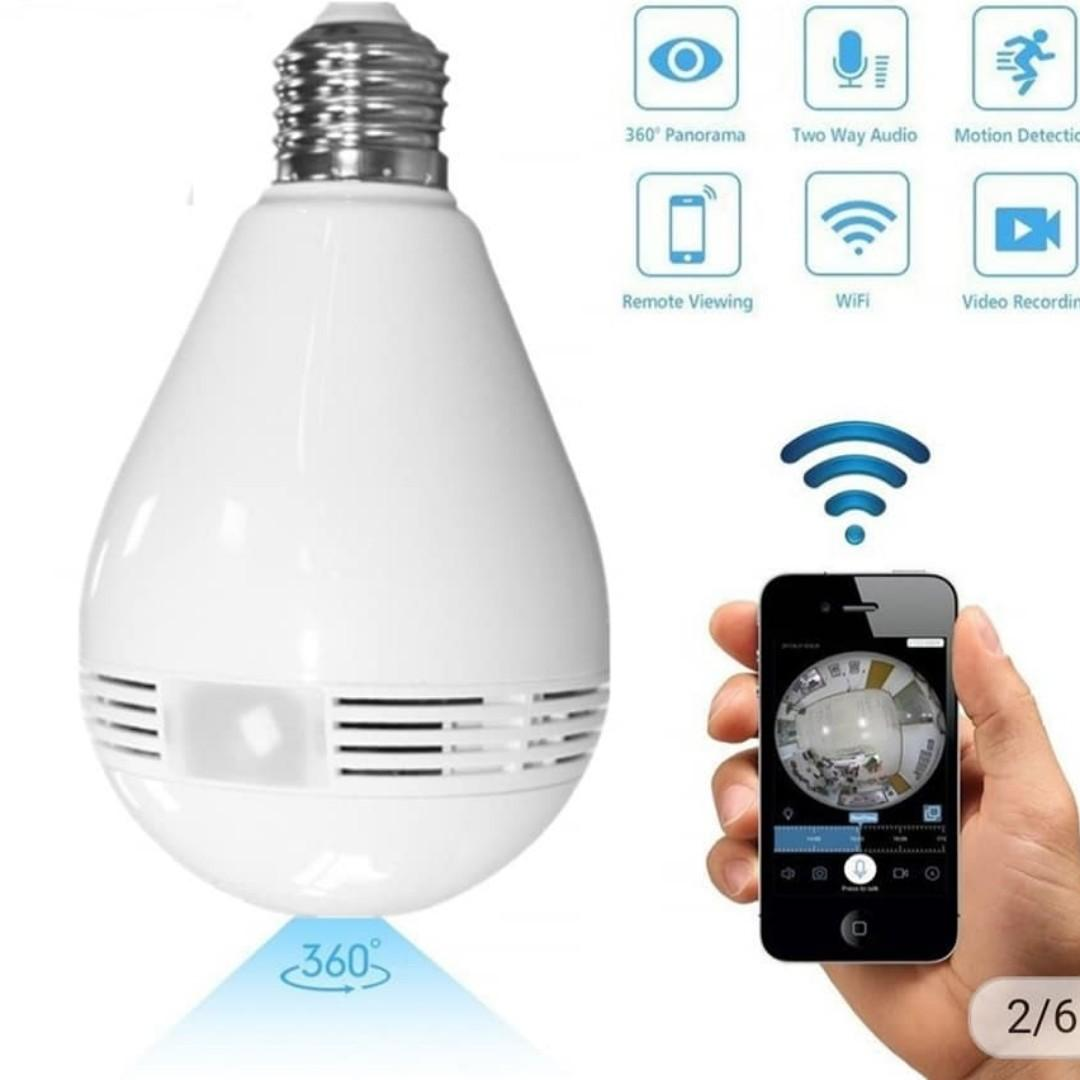 Wireless CCTV IP Camera w/ FREE 32GB SD CARD, Free Install & Free Guide to Connect to your Android