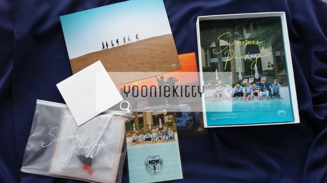 [WTS] BTS Summer Package 2016 : BTS IN DUBAI
