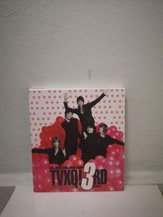 TVXQ 3RD ALBUM