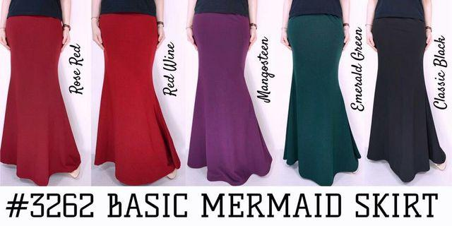 BASIC MERMAID SKIRT