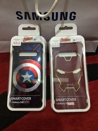 Smart Cover Samsung Galaxy S10 - Marvel's Avengers