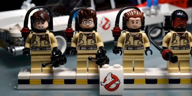 21108 Minifigures Ghost Busters