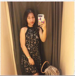 N.y.L.a dress