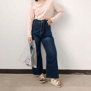 JEANS CULLOTE