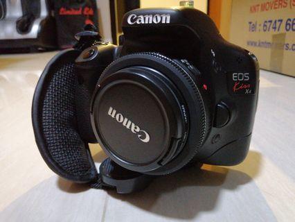 Canon EOS Kiss X4 (550D) + Canon 40mm f2.8 STM