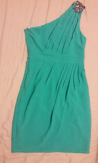 9c82484cb0e Love bonito Green Tube Dress