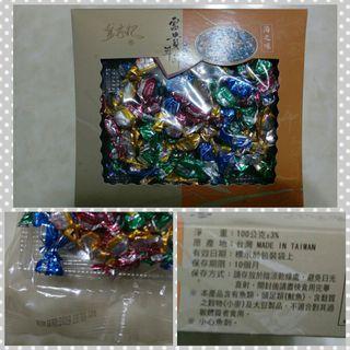 🚚 金安記鮪魚糖100g