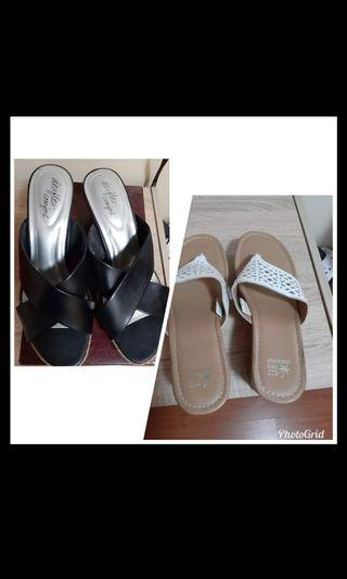 Payless wedge sandals Buy 1 Take 1