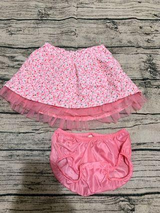 Gymboree短裙2T