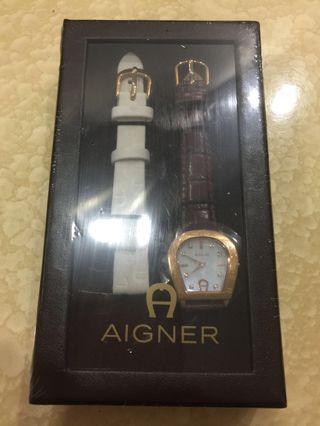 LAST DEAL ! AIGNER Luxury Watch Set ( Rose Gold Series )