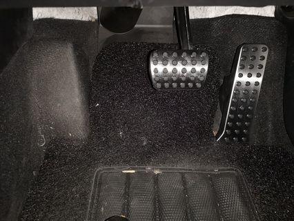Mazda 3 sports pedal