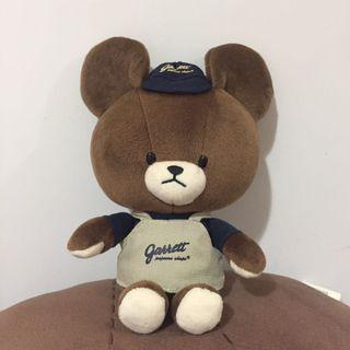 The Bears' school 小熊學校 Jackie x Garrett 爆谷店限定(已絕版)
